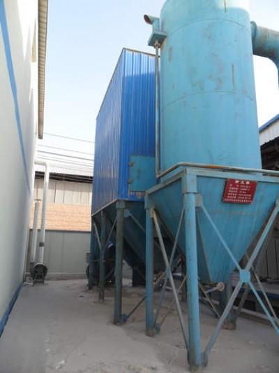 钛铁冶炼炉除尘器
