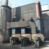 熔铝炉除尘脱硫设备